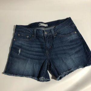 Levi's Jean Shorts 8